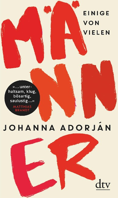 Männer - Johanna Adorján
