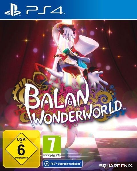 BALAN WONDERWORLD (PlayStation PS4) -