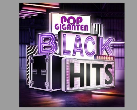 Pop Giganten-Black Hits - Various