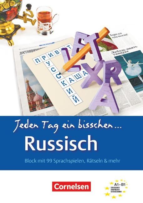 Lextra Russisch A1-B1 Selbstlernbuch - Andrea Steinbach
