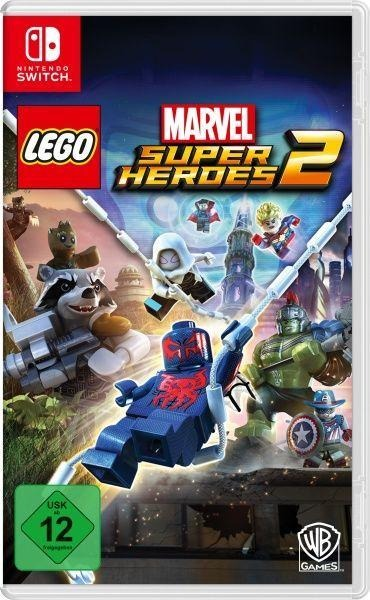 LEGO Marvel Super Heroes 2 (Nintendo Switch) -