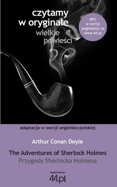 POL-PRZYGODY SHERLOCKA HOLMESA - Arthur Conan Doyle
