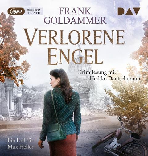 Verlorene Engel. Ein Fall für Max Heller - Frank Goldammer