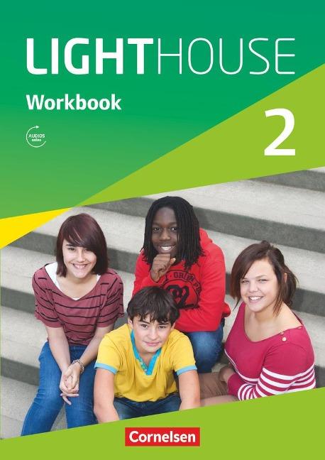 English G LIGHTHOUSE 02: 6. Schuljahr. Workbook mit Audios online -