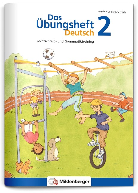 Das Übungsheft Deutsch 2 - Stefanie Drecktrah