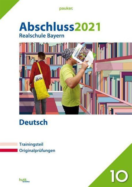 Abschluss 2021 - Realschule Bayern Deutsch -