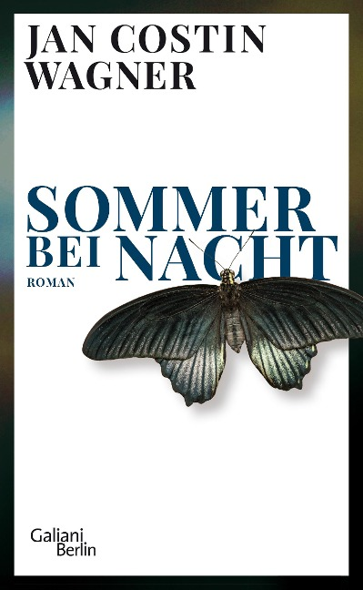 Sommer bei Nacht - Jan Costin Wagner