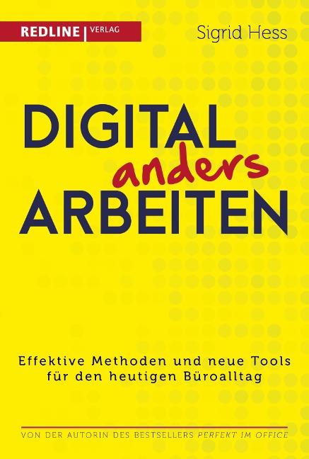 Digital anders arbeiten - Sigrid Hess