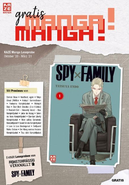Manga! Manga! - KAZÉ Manga Preview - Herbst/Winter 2020/2021 -