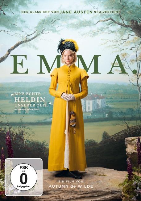 Emma - Jane Austen, Eleanor Catton, Isobel Waller-Bridge
