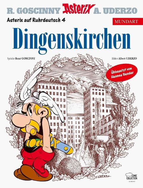 Asterix Mundart Ruhrdeutsch IV