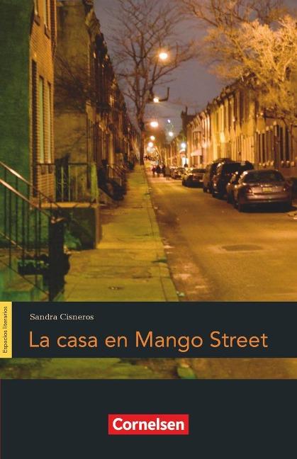 Espacios literarios. La casa en Mango Street - Sandra Cisneros