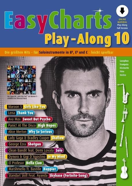 Easy Charts Play-Along -