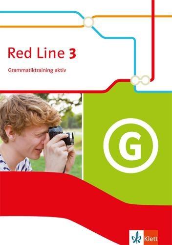 Red Line 3. Grammatiktraining aktiv. Ausgabe 2014 -
