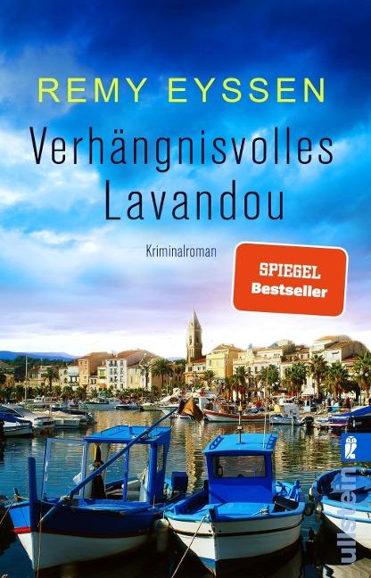 Verhängnisvolles Lavandou - Remy Eyssen