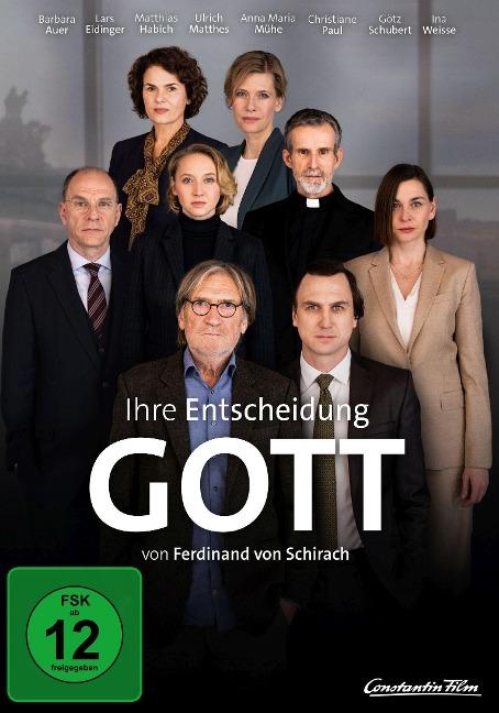 Gott - Von Ferdinand von Schirach - Ferdinand von Schirach