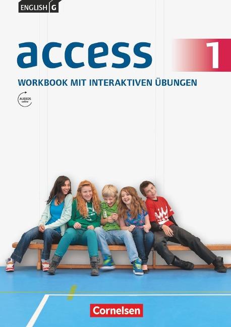 English G Access 01: 5. Schuljahr. Workbook mit interaktiven Übungen auf scook.de. Allgemeine Ausgabe - Jennifer Seidl