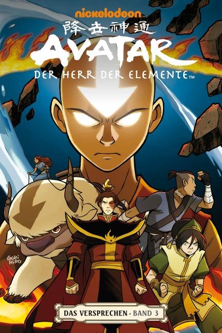 Avatar: Der Herr der Elemente 03. Das Versprechen 03 - Gene Luen Yang