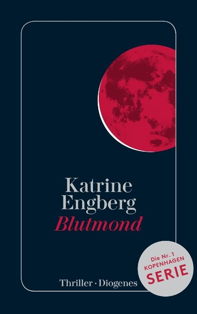 Blutmond - Katrine Engberg