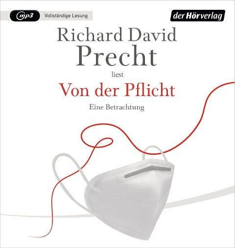 Von der Pflicht - Richard David Precht