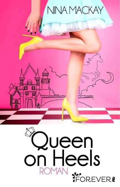 Queen on Heels - Nina MacKay