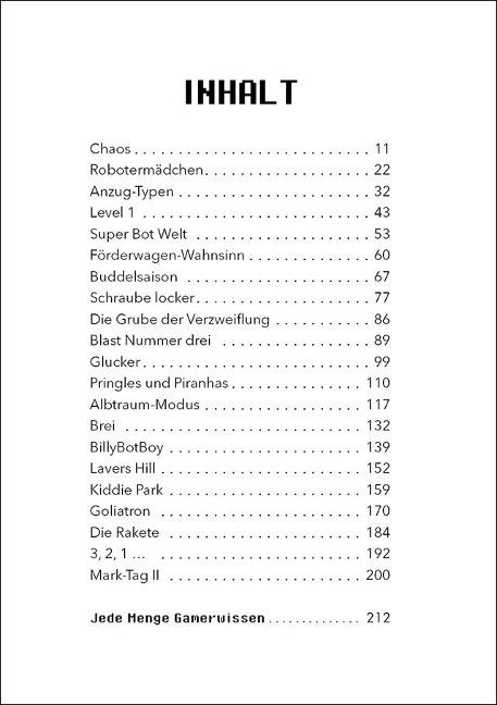 Gefangen im Game - Rebellion der Roboter - Dustin Brady