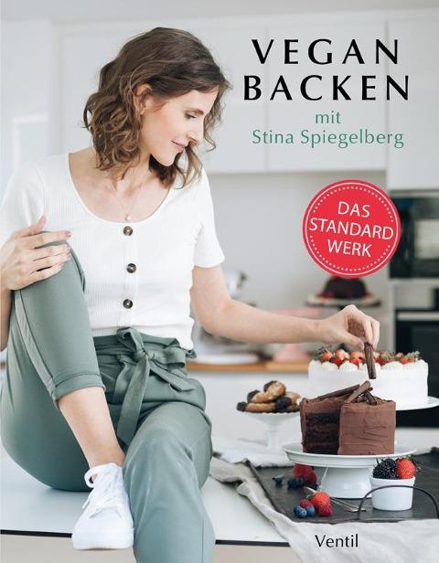 Vegan Backen von A bis Z - Stina Spiegelberg