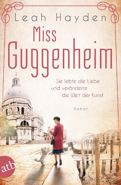 Miss Guggenheim - Leah Hayden