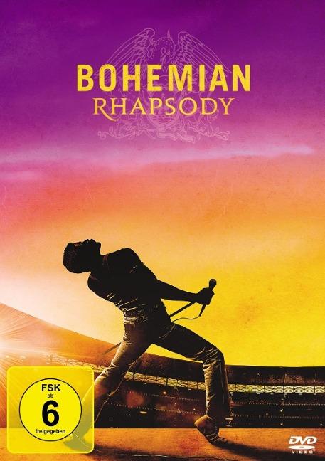 Bohemian Rhapsody - Anthony McCarten, Peter Morgan, John Ottman