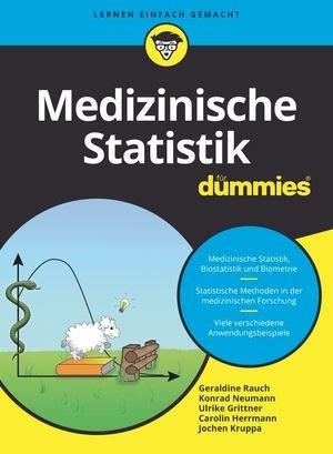 Medizinische Statistik für Dummies - Geraldine Rauch, Jochen Kruppa, Ulrike Grittner, Konrad Neumann, Carolin Herrmann