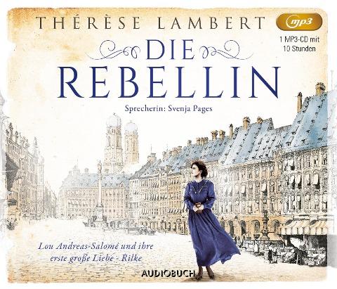 Die Rebellin - Thérèse Lambert