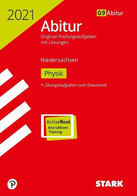 STARK Abiturprüfung Niedersachsen 2021 - Physik GA/EA -