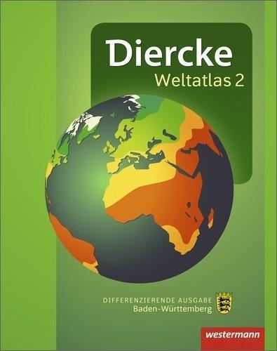 Diercke Weltatlas 2. Baden-Württemberg -