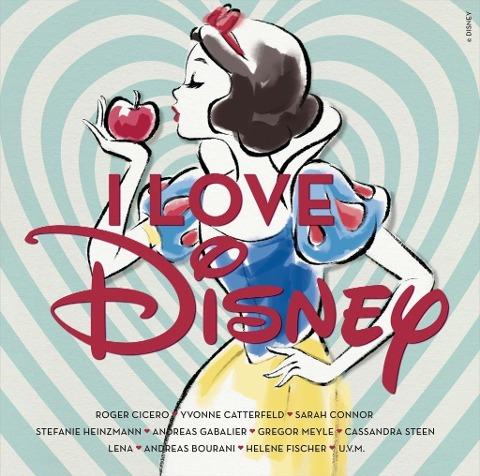 I Love Disney - Various