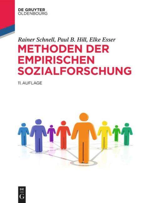 Methoden der empirischen Sozialforschung - Rainer Schnell, Paul B. Hill, Elke Esser