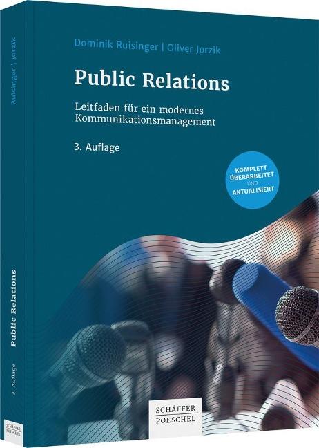 Public Relations - Dominik Ruisinger, Oliver Jorzik