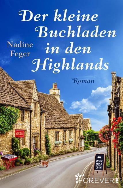 Der kleine Buchladen in den Highlands - Nadine Feger