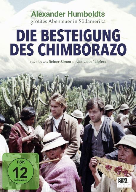 DIE BESTEIGUNG DES CHIMBORAZO (Sonderausgabe) -