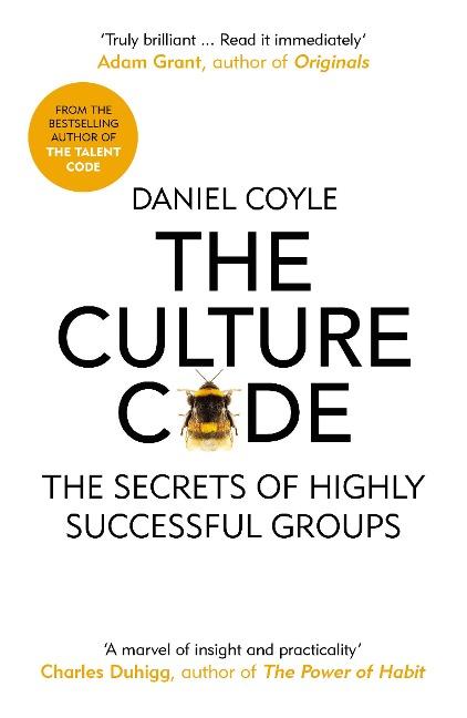 The Culture Code - Daniel Coyle