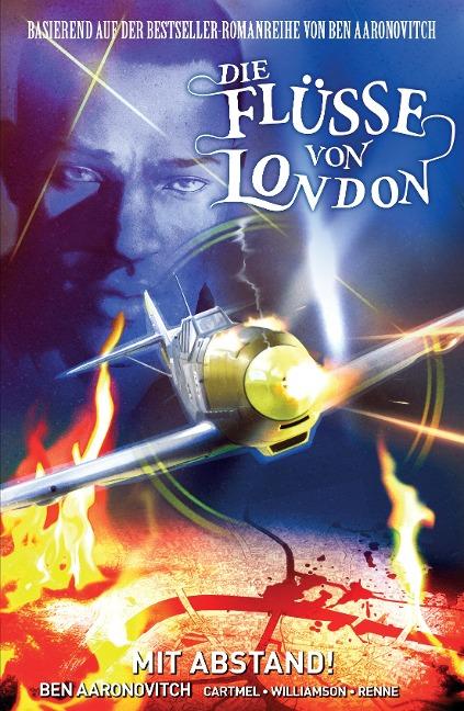 Die Flüsse von London - Graphic Novel - Ben Aaronovitch, Andrew Cartmel, Brian Williamson