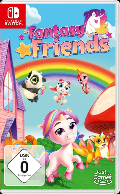 Fantasy Friends (Nintendo Switch) -