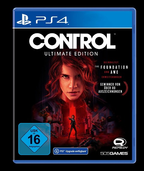 Control Ultimate Edition (PlayStation PS4) -