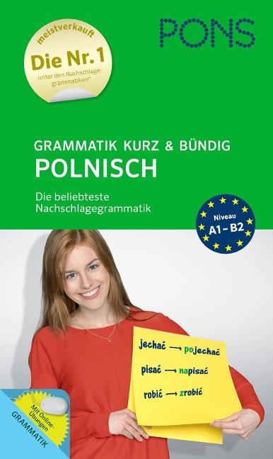PONS Grammatik kurz & bündig Polnisch -