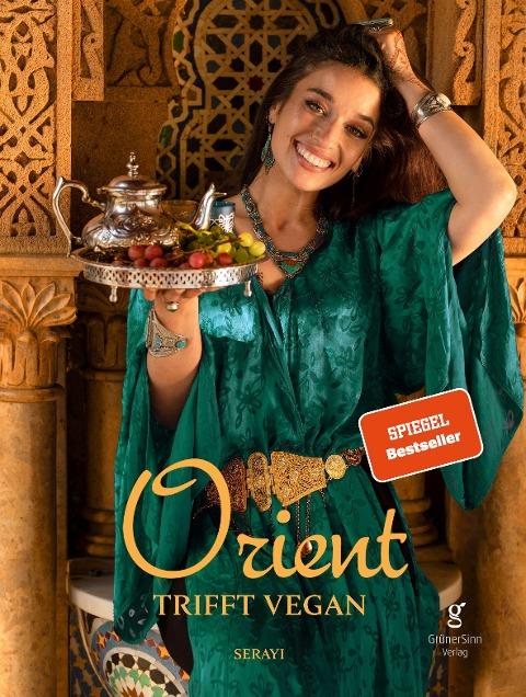 Orient trifft vegan - Serayi