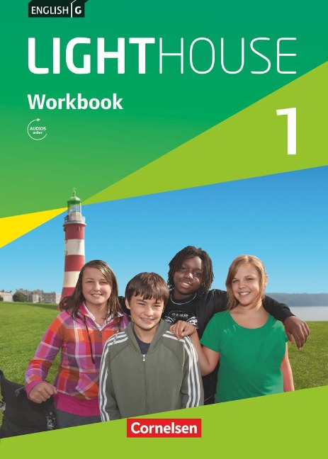 English G LIGHTHOUSE 1: 5. Schuljahr. Workbook mit Audios online - Gwen Berwick, Sydney Thorne