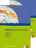 Haack Verbundatlas. Mit Arbeitsheft Kartenlesen. Sekundarstufe I. Ausgabe für Niedersachen und Bremen -