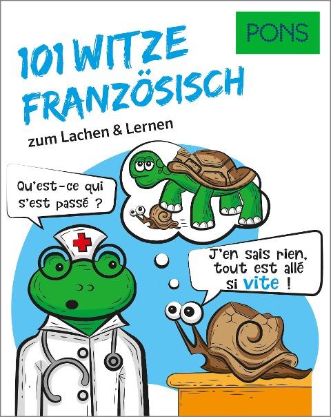 PONS 101 Witze Französisch -