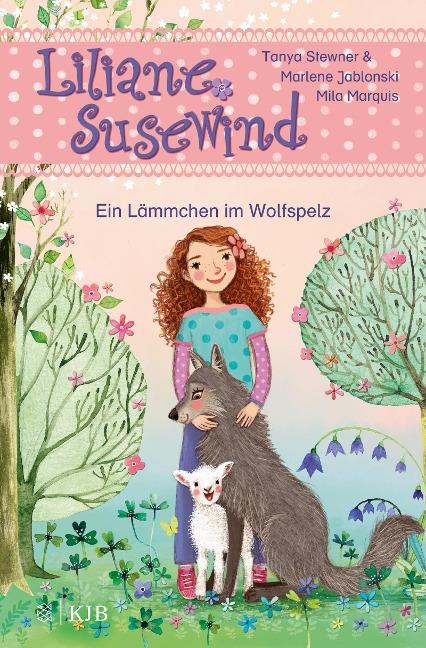 Liliane Susewind - Ein Lämmchen im Wolfspelz - Tanya Stewner, Marlene Jablonski