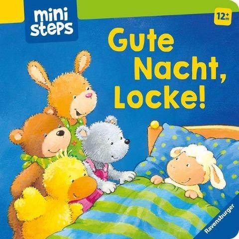 Gute Nacht, Locke! - Sandra Grimm