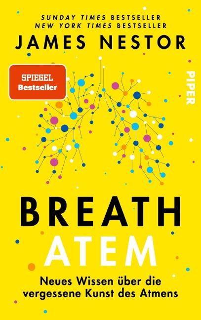 Breath - Atem - James Nestor